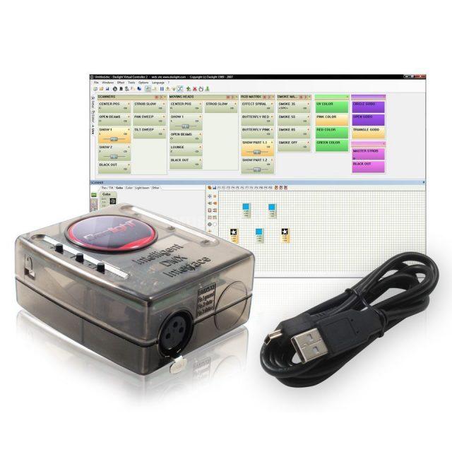 Daslight DVC3 (Lichtersoftware)
