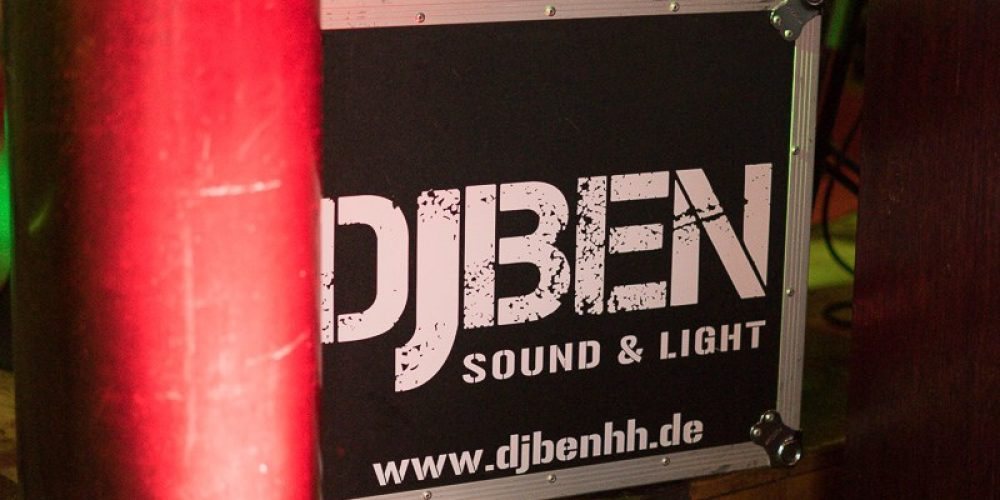 DJ Ben  Equipment-Verleih