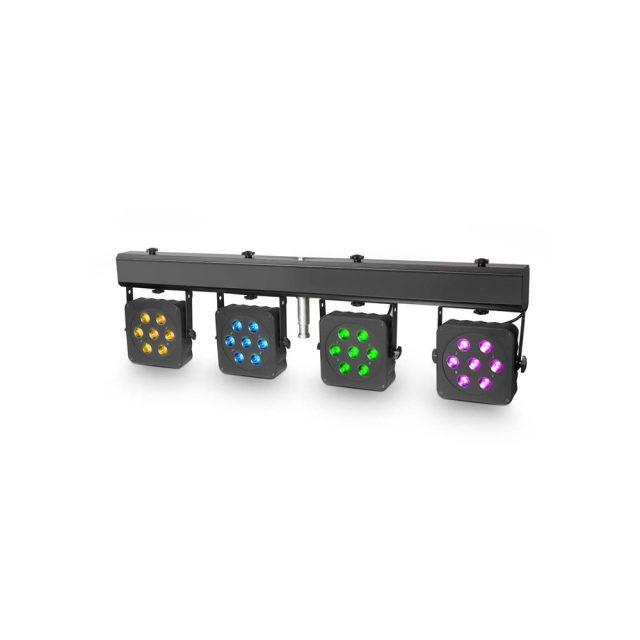 Cameo Multi PAR 2 – LED Lighting Set
