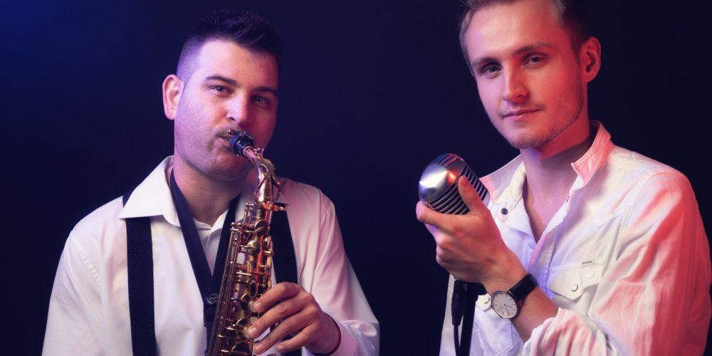 DJ Ben+ Lennart Eisbrenner & Saxophon