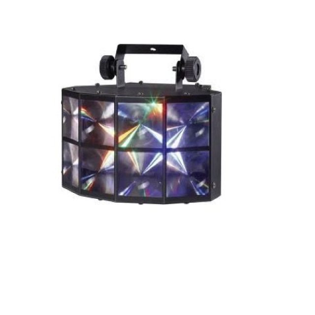 Mc CRYPT DMX LED-Effektstrahler