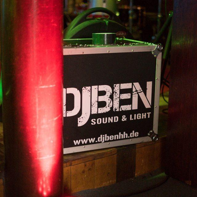 DJ Ben  Equipment-Verleih