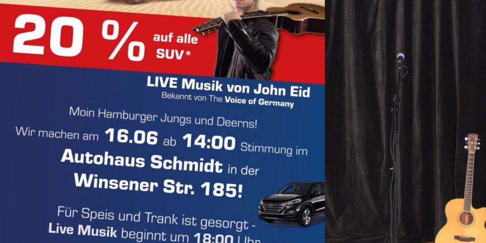 Firmenevent Autohaus Schmidt